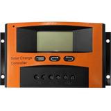 Controlador Regulador De Carga 30a 12/24v Pwm Solar