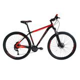 Bicicleta Venzo Rin 29 Shimano 7 Vel Suspensión + Obsequio