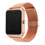 Reloj Inteligente Z60 Smart Watch Colores Oro, Negro Y Plata