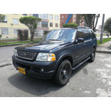 Ford Explorer Xlt Mt4000cc Negro Puro Aa Ab Abs 4x4