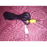 Cable Audio Y Video Sega Genesis