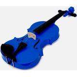 Violin 4/4 Greko Mv1410 Color Estuche Arco Colofonia Musi *