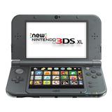 New Nintendo 3ds Xl + Cargador+estuche+ Protec Pantalla