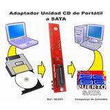 Zncs01 Conecte Unidad Cd/dvd En Pc De Mesa Sata Computoys