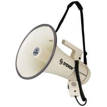 Megáfono De Hombro Con Micrófono Colgante De 35 Watts Mg-600
