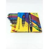 Crayola Delgada Colores Pintar Escritura Escolar