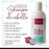 Shampoo De Cebolla Kaba - L a $35000
