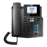 Fanvil X4g Teléfono Ip De Alta Gama Con Gran Pantalla A Colo