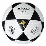 Balon Futbol Mikasa Original Clasico Ft-5 Colores Variados