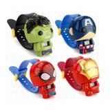 Reloj Niños Super Heroes Avengers