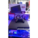 Vendo Cambio Ps3 Slim Edición 120gb 3 Juegos Fisicos