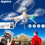 Syma X5sw 2mp Cámara Hd Rtf Fpv Wifi 2.4ghz 4ch Rc