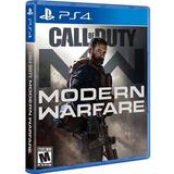Call Of Duty Modern Warfare Ps4. Fisico. Sellado
