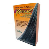Crema Alisadora Kerasil Con Keratina Y Aceite De Argan