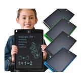 Tableta-dibujo-escritura-creativa-8,5 Pulg-digital-lcd-lápiz