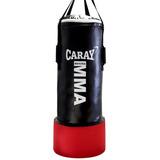 Saco De Boxeo Mma Caray De Agarre + Relleno + Envío