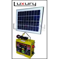 Impulsor Cerca Eléctrica Cattleman C460pvg 60km Panel Solar