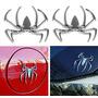 Danti Cromo Coche 3d Araña Emblemas Insignias Pegatina Para Daewoo Espero/Aranos