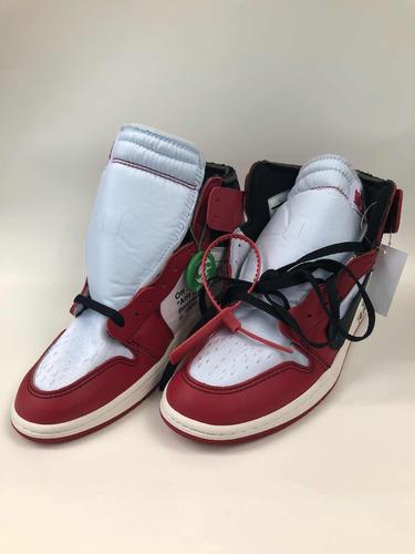 c783a08a18c90 Nike Air Jordan 1 Retro Chicago High Og Off-white Originales