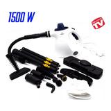 Maquina Limpieza H2o 1500w 15 En 1 Multiusos Vapor Mop + Obs