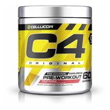 C4 Pre-workout 60 Serv - Cellucor  + Envío Gratis
