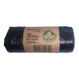 Bolsas De Basura Por 30und Minipapelera Biodegradable