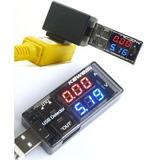 Tester Usb  Voltaje Y Corriente 0-3 A, Probador, Medidor