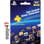 Playstation Plus 365 Dias Ps3 Ps Vita Juegos Gratis 1 Año Ps