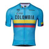 Camiseta Corta Colombia Federacion 2019 Suarez