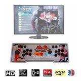 Pandoras Box 7 3d Arcade Game Console Incluye 2177 Juegos H