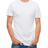 Camiseta Para Sublimación 100 % Poliester Tacto Algodón 170g