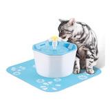 Dispensador De Agua Para Gatos Pingpin Saludable E Higiénica