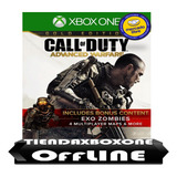 Gold Edition Call Of Duty Advance Warfare Xbox One Offline