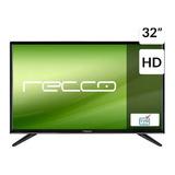 Televisor Led Recco 32  Con Tdt Garantia De 1 Año
