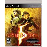 Resident Evil 5 Gold Edition Latino Ps3 Juegos Digitales
