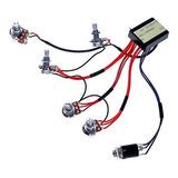 Pre Amplificador Activo Belcat Eq B3t Para Bajo Electrico /