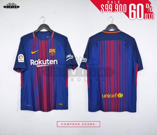 Camiseta Barcelona Messi 17-18 Aeroswift Tipo Player e16f1ce98ac47