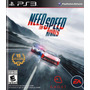 Need For Speed Rivals Ps3 Digital No Incluye Disco - Jxr