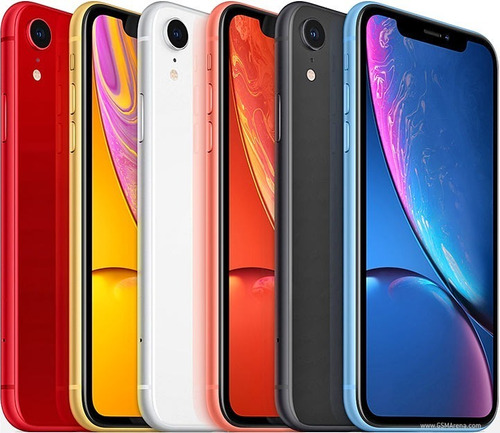 iPhone Xr 64gb 12mp/7mp 3gb Ram 4g Sellado