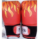 Guantes De Boxing 100% Sintetico