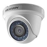 Cámara Seguridad Domo Hikvision Turbo 4 Hd 1080p 20m