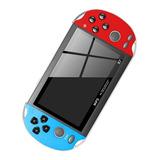 Consola Psp Mp5 Retro Emulador Nintendo Y Family 8gb Interna