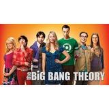 The Big Bang Theory Dvd Full 9 Temporadas Envío Gratis