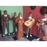 Mariachis Serenatas Grupo Juvenil 10 Músicos