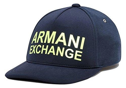 Gorra Armani Exchange Aix Neon Modern Block Hat 2ece6fafe80