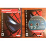 Spider Man 1 - Hombra Araña - Completo - Playstation 2 Ps2