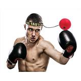 Balón De Boxeo De Cabeza Indoor Mejorar Defensa Personal
