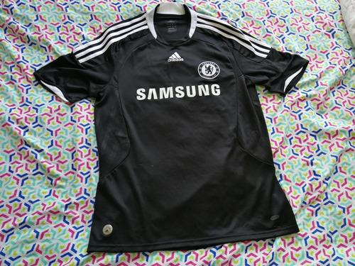 Camiseta Chelsea De Inglaterra Talla L Perfecto Estado Adida a4d3681e09a87