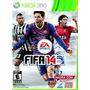 Fisico Nuevo Sellado Entrega Hoy Fifa 14 Xbox 360 Futbol