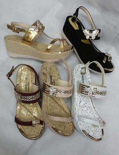 3d128681660 Sandalia Para Mujer Zapatos Hechos En Colombia Moda Actual